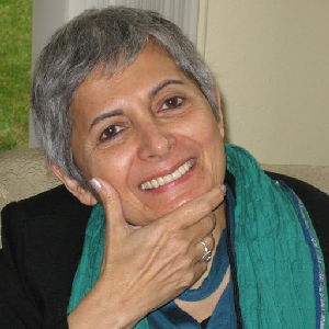 Mehrangiz is an attorney, writer and activist working toward the promotion of democracy